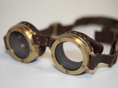 Goggles by Google